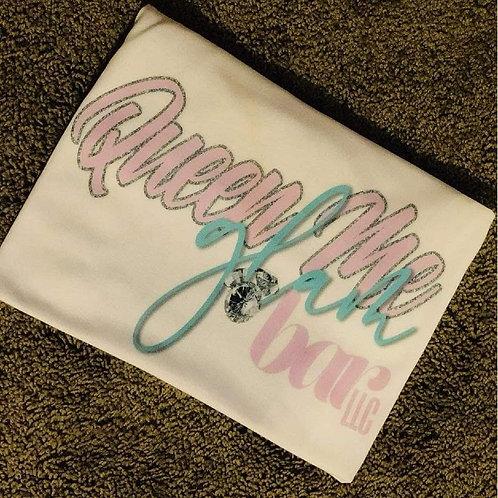 Queen Me Glam Bar T Shirt