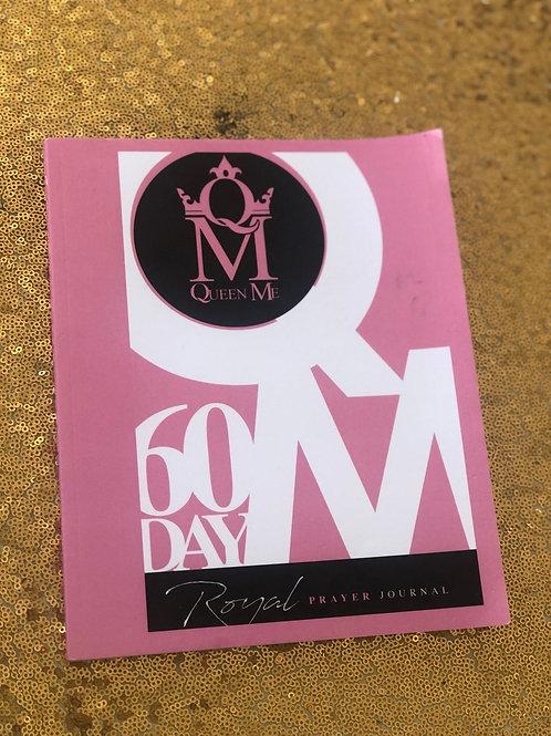 Queen Me Prayer Journal