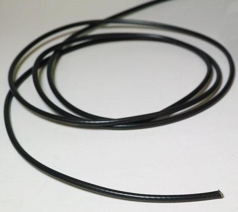 3 Monkeys Solderless / Solderless Cable Black