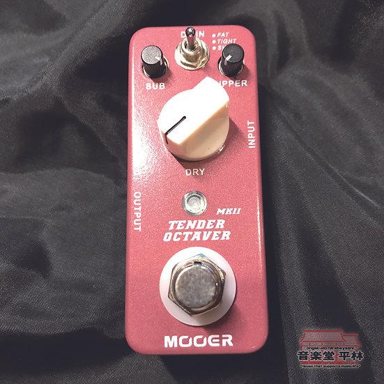 MOOER TENDER OCTAVER MkⅡ
