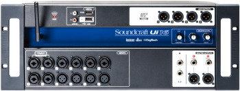 Soundcraft Ui16 デモ機