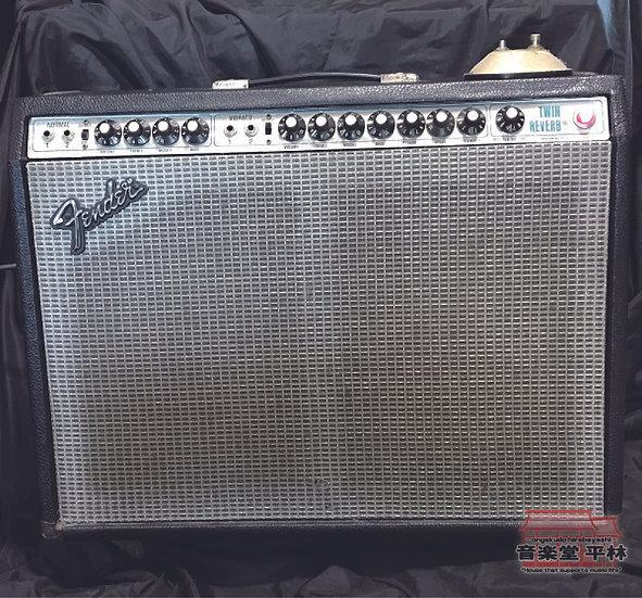 Fender USA TWIN REVERB SilverFace 130W
