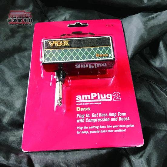 VOX AP2-BS amPlug2
