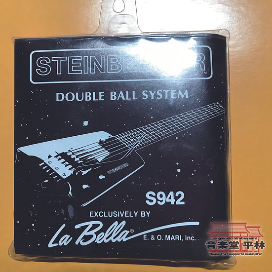 La Bella  S942 Double Ball Steinberger用