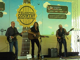 Welshpool Country Music Festival - July