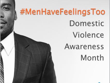 #MenHaveFeelings