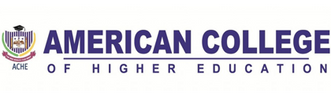 American College of Higher Education wit