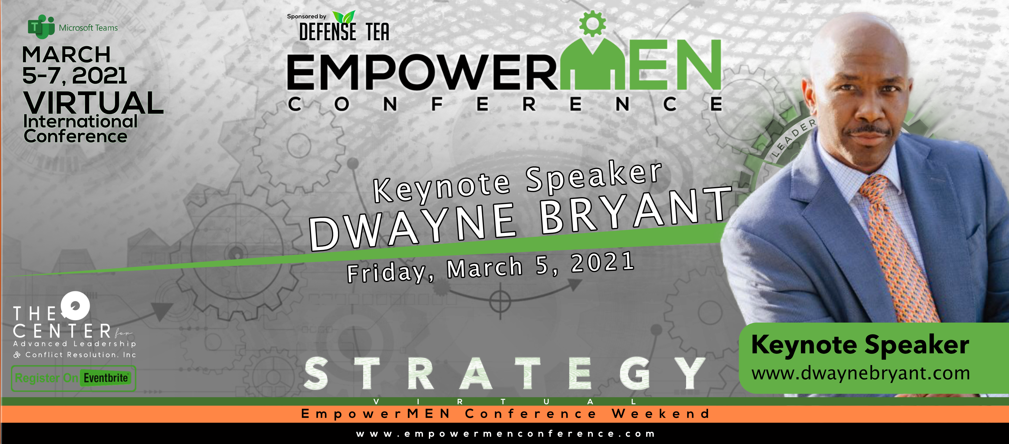 EmpowerMEN Conference 2021 Keynote Speak