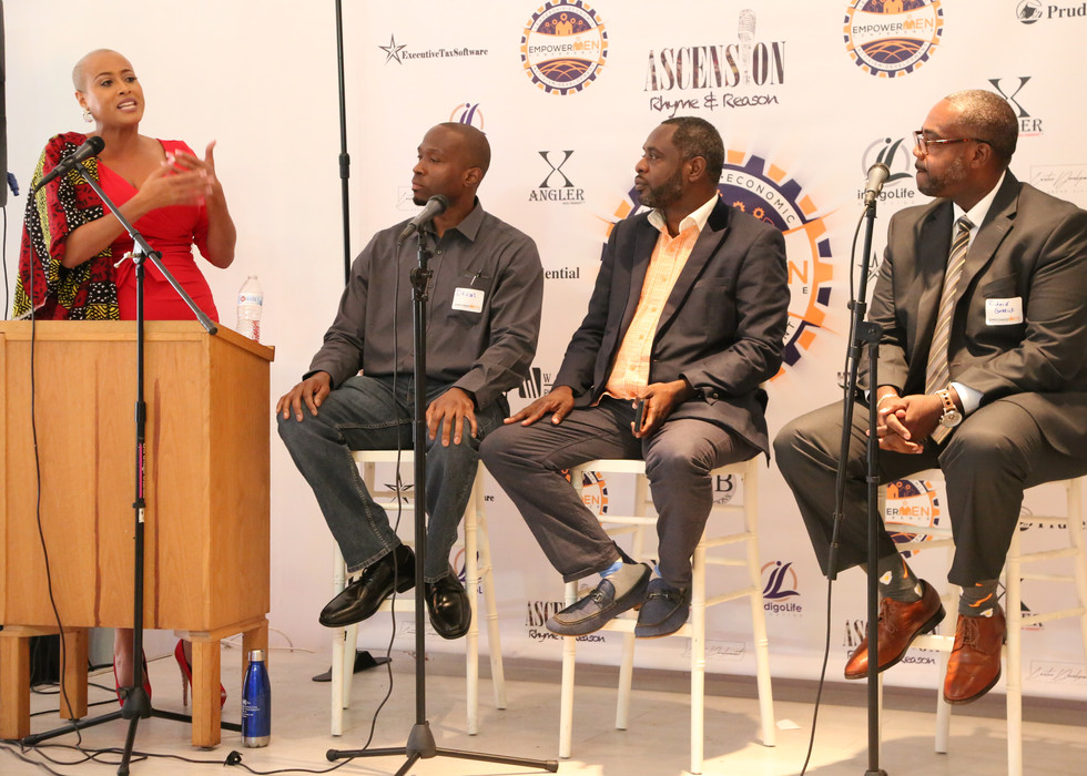 The State of Men Panel Discussion