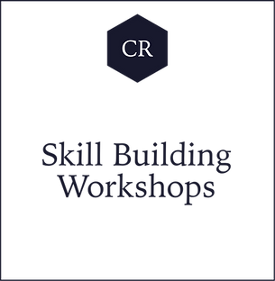 CR Skill Building Workshops with Adrian
