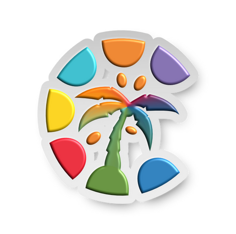 SFCBLA Logo_Drum & Palm_Bold_Color