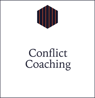Conflict Coaching with Adrian N. Carter.