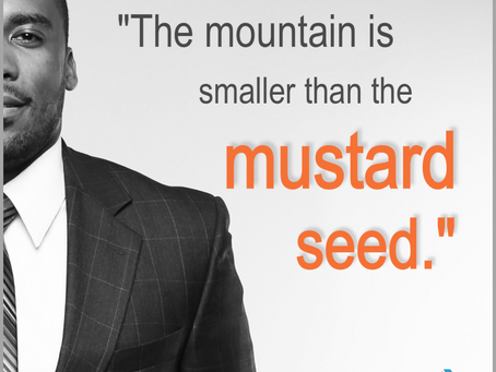 The Mountain is Smaller Than The Mustard Seed