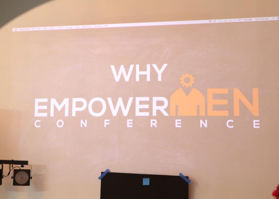 Why EmpowerMEN?