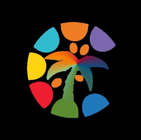 SFCBLA Logo_Drum & Palm_Color