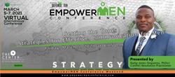 EmpowerMEN Conference 2021 Presenter Rad