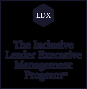 LDX The Inclusive Leader Executive Manag