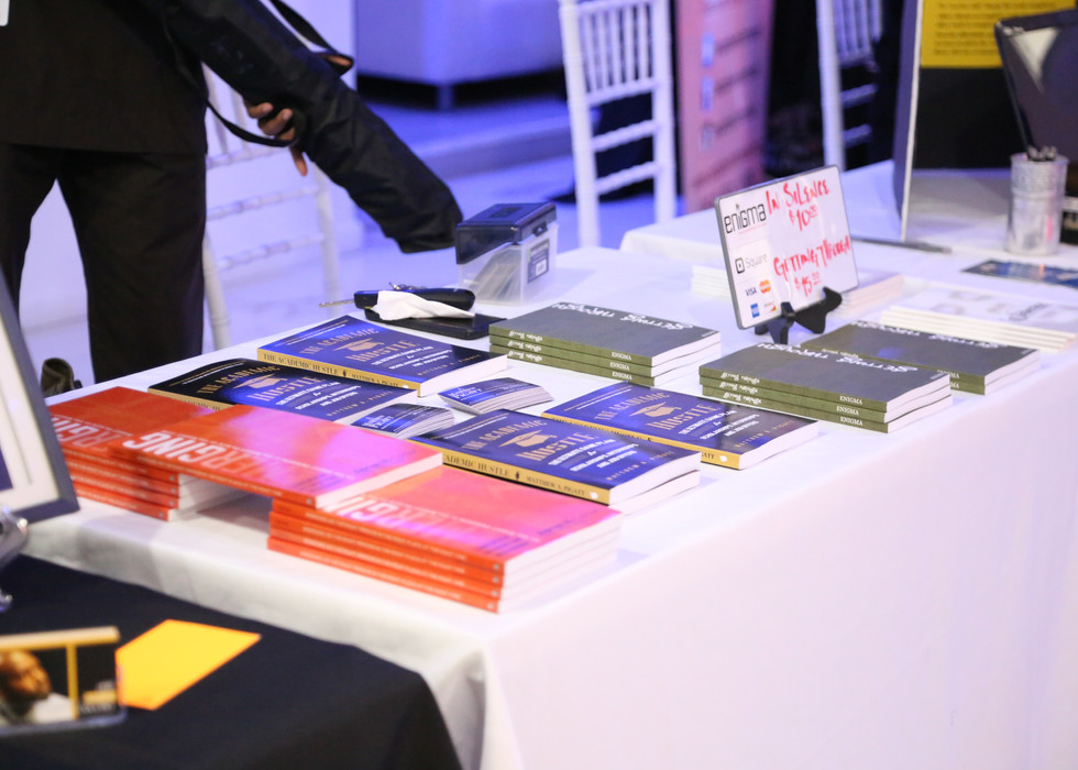 Published books by speakers/presenters