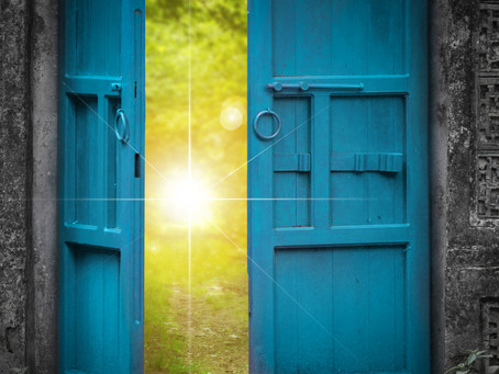 When One Door Closes....