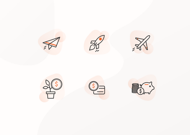 Decode illustrations and icons