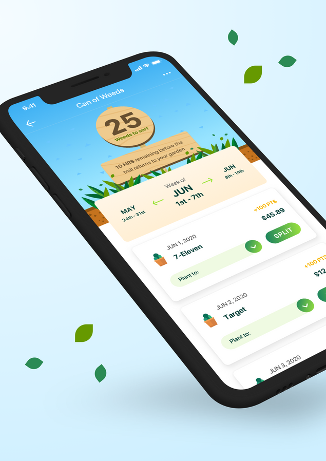 Finance Game App