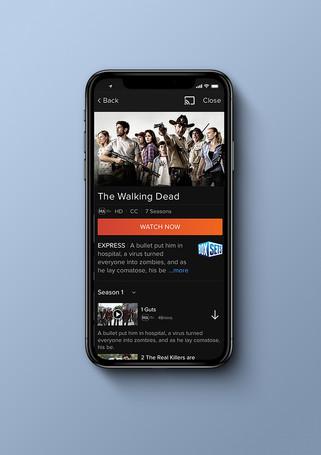 Foxtel Download Feature