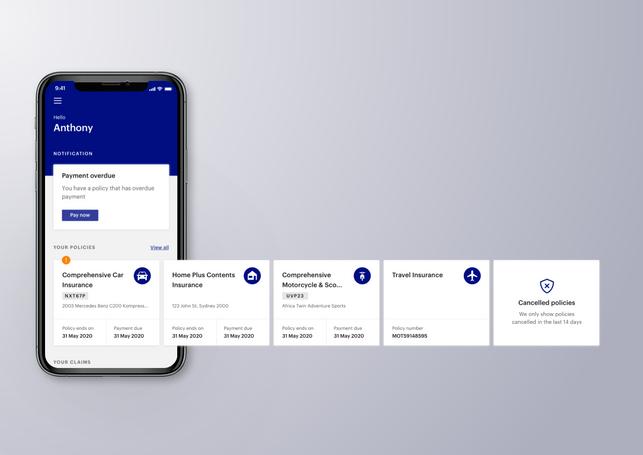 NRMA Insurance App