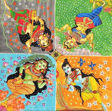 Ritusamhara - The Four Seasons