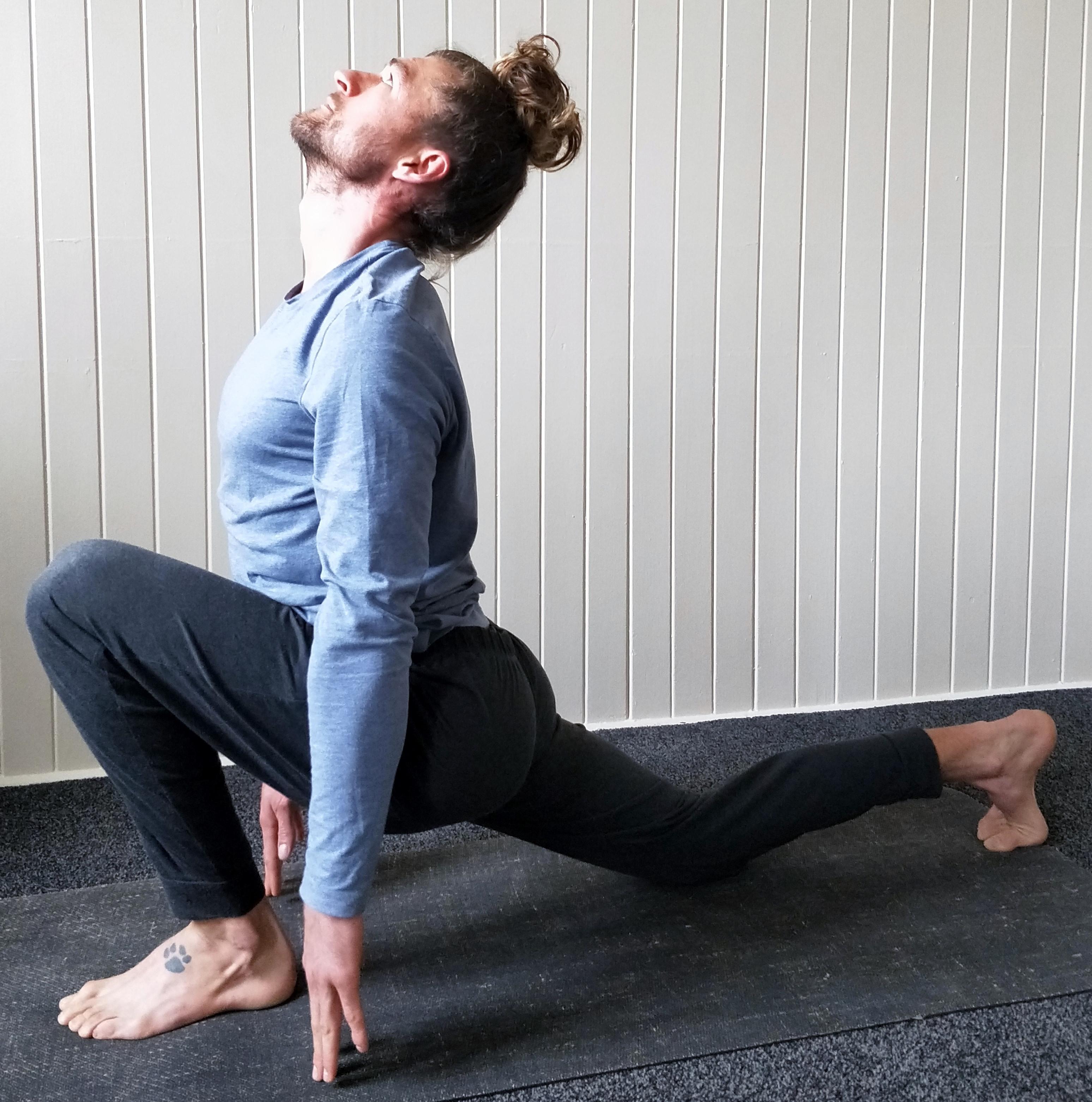 Develop Yoga   10 wks Tues 5.45-7.15