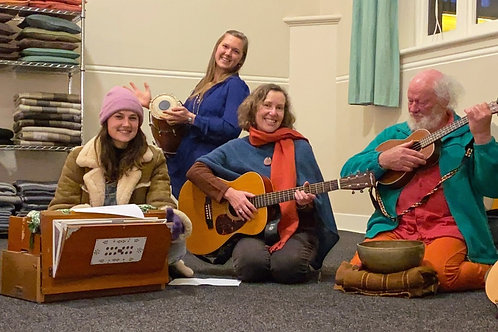 Kirtan Workshop with Sangita