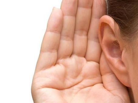 Saiba escutar!