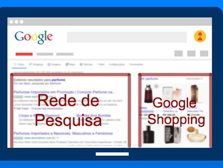Google Ads - Links Patrocinados e Comparador de Preços