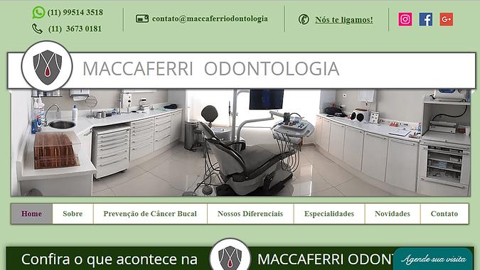 Maccaferri-Odontologia