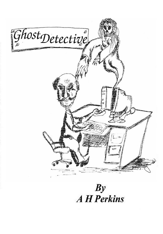 Ghost Detective 1 Book