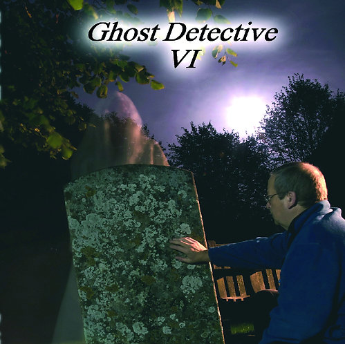 Ghost Detective 6 EVP CD / Free with book 6