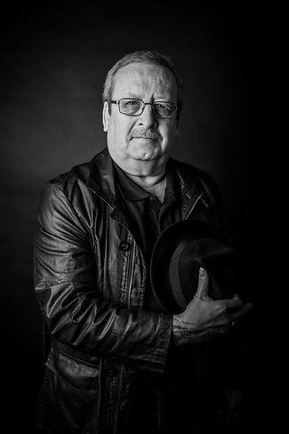 Author Adrian Perkins