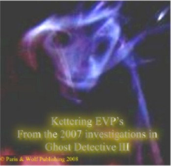 Ghost Detective 3 EVP CD / Free with book 3