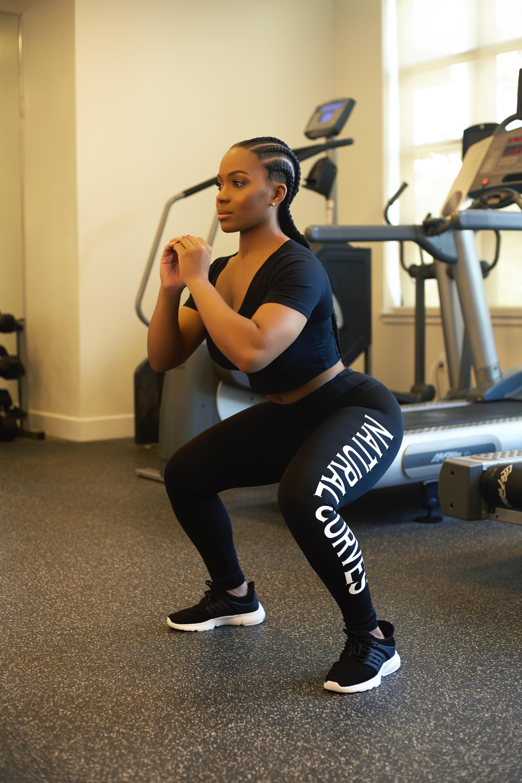 Natural Curves Legs & Glutes