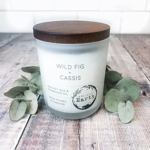 Wild Fig & Cassis Scented Candles