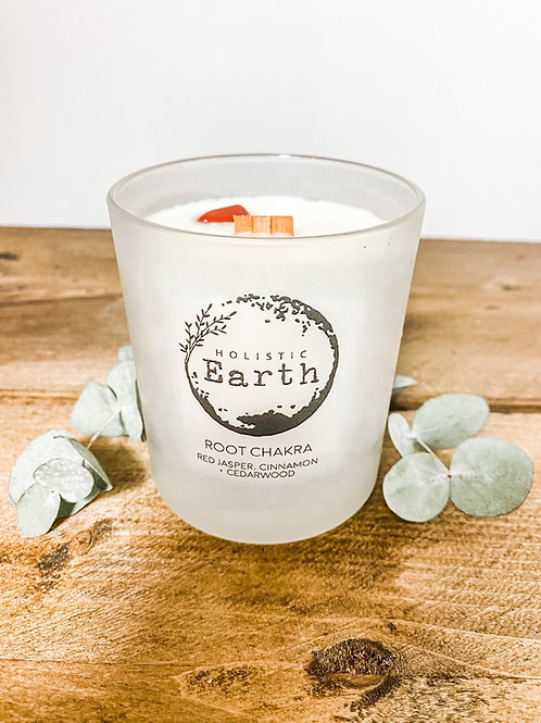 Root Chakra Scented Candle