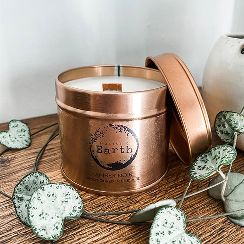 Scented Tin Candles