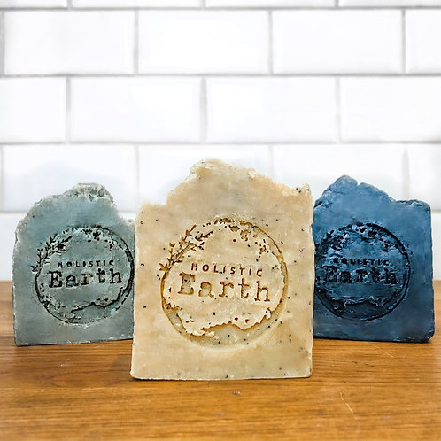 Set of 3 Shampoo & Body Soap Bars