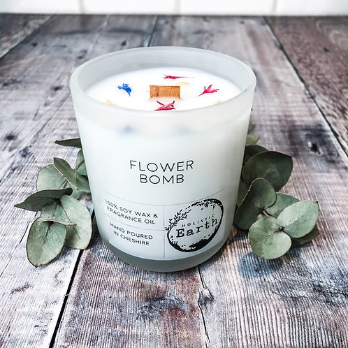 Flower Bomb Scented Candle