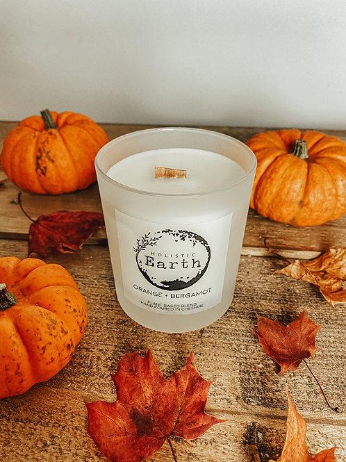 Orange & Bergamot Scented Candles