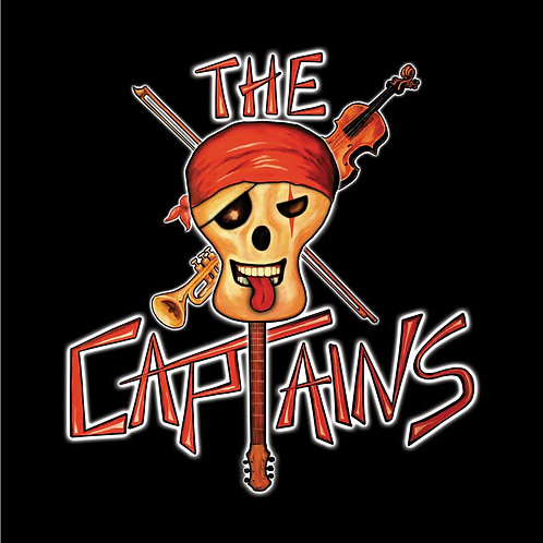 "Carte USB ""THE CAPTAINS E.P."""