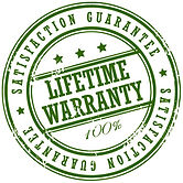 Gutter Helmet protection lifetime warranty