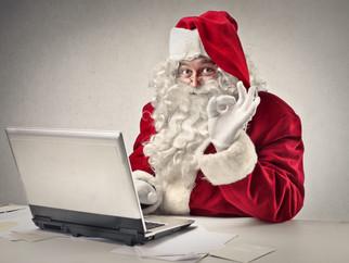 Планерка у Деда Мороза