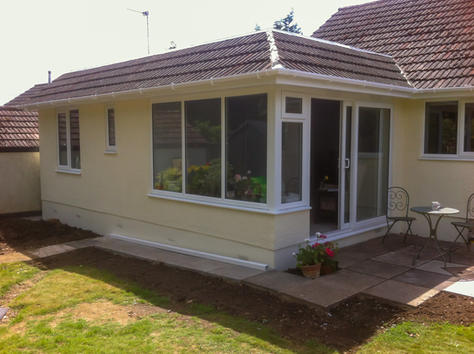Ottery St Mary Wrap around extension