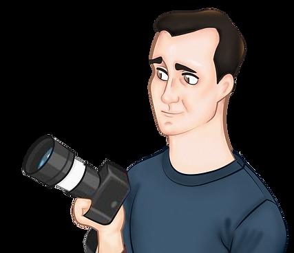 Rodrigo: videographer and photographer