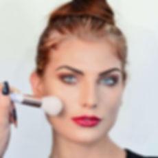 beautiful model make up